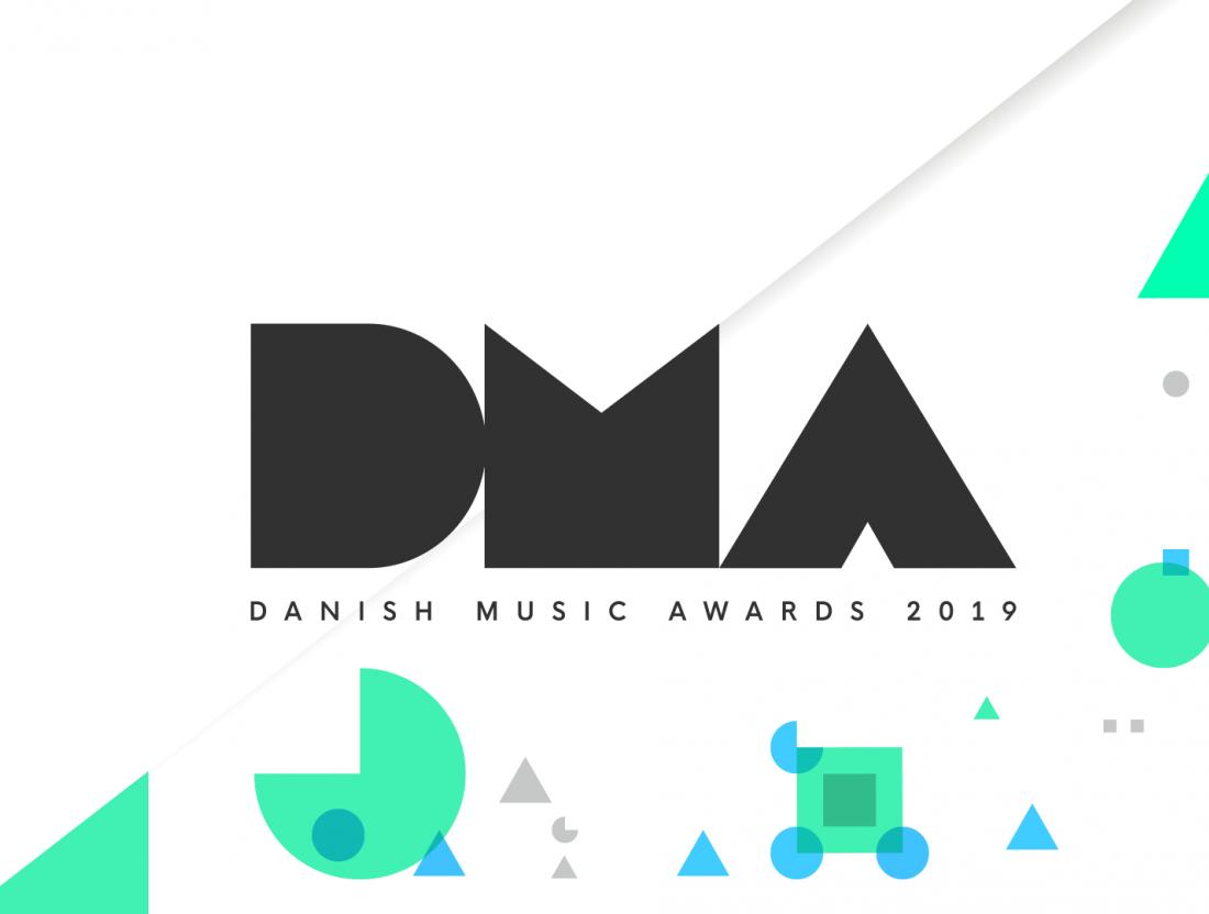 Prisregn og smæk på livemusikken til DMA 2019
