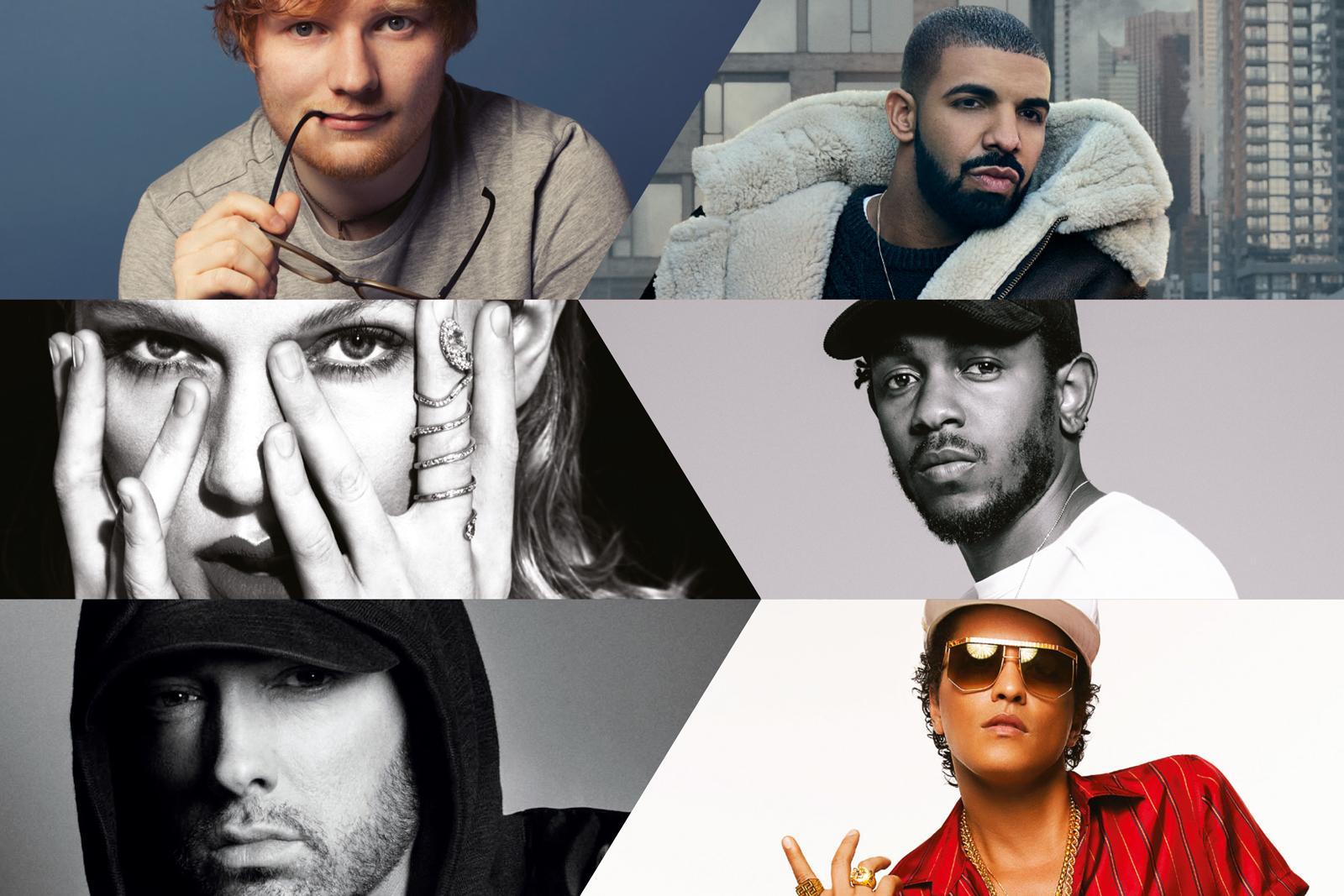 Offentliggørelse af Global Music Report 2018