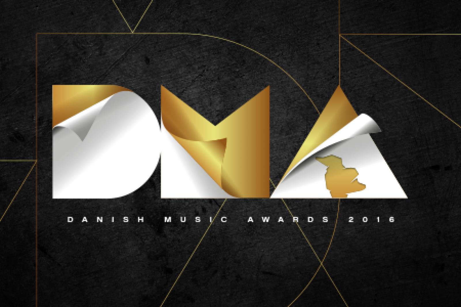 De nominerede til DANISH MUSIC AWARDS 2016 er...