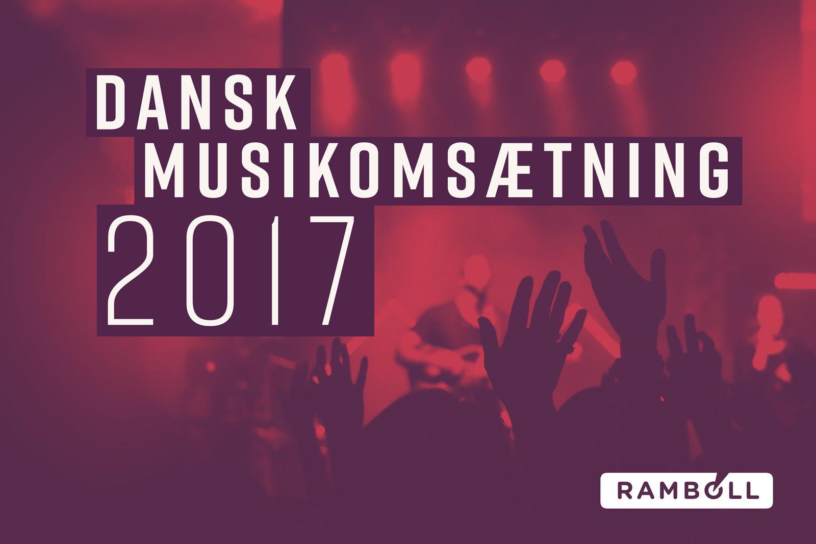 Ny rapport om musikbranchens bidrag til samfundsøkonomien