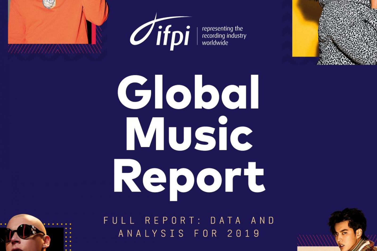 Global Music Report 2020