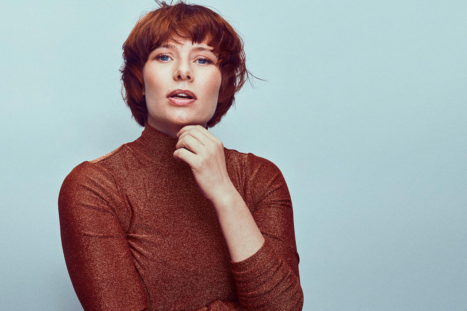 Annika Aakjær vært ved Danish Music Awards 2020